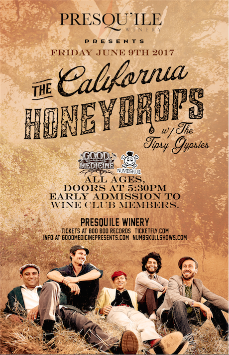 CA Honeydrops - Web