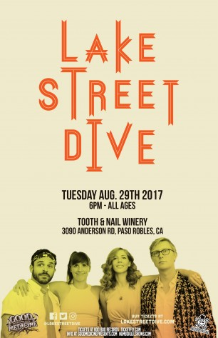 Lake Street Dive_Tooth2017