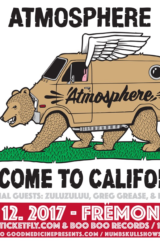 ATMOSPHERE CALIFORNIA ADMAT SINGLE